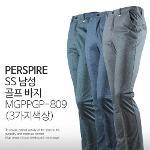 ★1인치의행복★PERSPIRE SS 남성 혼방밴드 골프바지 MG PPGP-809 (3가지색상)