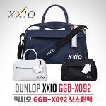 [2018년신제품]던롭 젝시오 GGB-X092X 합성피혁PU원단 보스톤백-3종칼라