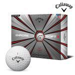 2018 캘러웨이 크롬 소프트 X 골프공 12알 골프용품 필드용품 골프볼 Callaway CHROME SOFT X BALL