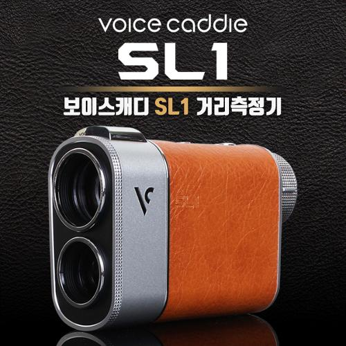 [세계최초LED액정GPS]보이스캐디 SL1 하이브리드 GPS 레이저 거리측정기