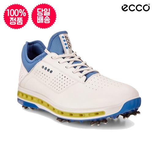 ECCO Men's Cool 18 GTX WHITE/DYNASTY 130114-59020