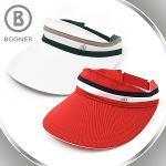 보그너 BOGNER 여성 멀티 배색포인트 골프모자/썬캡 - BN-01-182-214-33