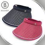 보그너 BOGNER 여성 펀칭 몰드포인트 골프모자/썬캡 - BN-01-182-214-08
