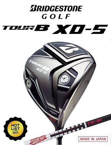 [해외구매대행] 브리지스톤 TOUR B XD-5 드라이버
