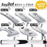 [해외구매대행] 레이쿡 RC 시리즈 퍼터  화이트블랙