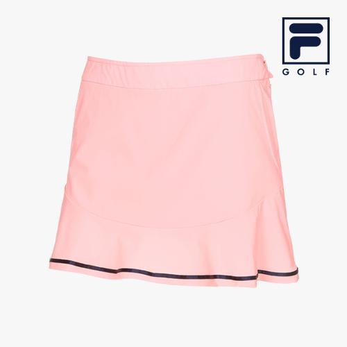 [FILA GOLF] 여성 러플배색 스커트 FG2CUA2253F-SPK_GA