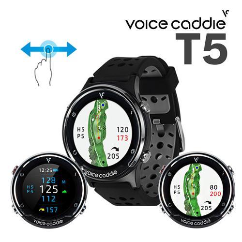 2018 보이스캐디 GPS 시계형 T5 골프 거리측정기/필드용품