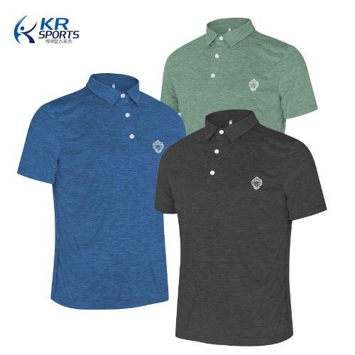 [KRSPORTS] 18년 여름신제품 보카시 쿨 냉감 카라넥 티셔츠