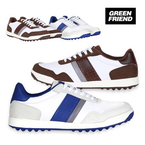 그린프렌드 컴포트 ComFort 남성 골프화 (2가지 색상 택1)