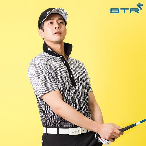 BTR 남성 메쉬 티셔츠 아스티나(남) BOT4875M
