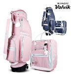 2018 볼빅 VAHB 캐주얼 바퀴형 보스턴백 캐디백세트 VOLVIK CASUAL BAG SET 골프가방 골프용품 필드용품
