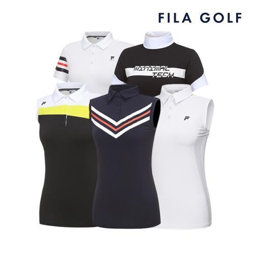 [FILA GOLF] 여성 티셔츠 12종 택1_GA