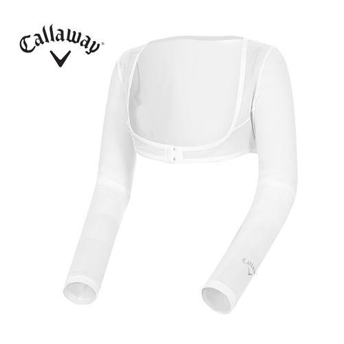[캘러웨이]18SS 여성 메쉬 베이직 레이어 티셔츠 CWTRH6135-100