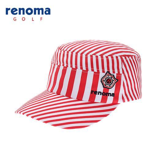 [레노마골프]18SS 여성 로고 자수 포인트 군모 모자 RWACH6807-500