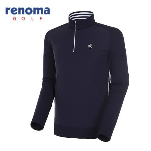[레노마골프]18SS 남성 하이브리드 풀오버 스웨터 RMSHH1203-915