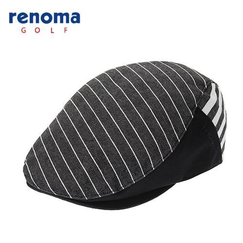 [레노마골프]18SS 남성 스트라이프 헌팅캡 모자 RMACH1806-199