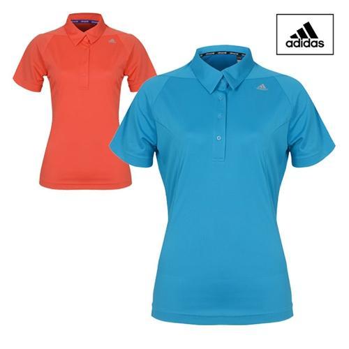 아디다스 여성 SS 반팔 티셔츠 B87082 B87104 골프웨어 필드웨어 ADIDAS W GOLF SHIRT