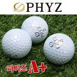 [파이즈] PHYZ 3피스 로스트볼/골프공★A+등급_10알 구성_239444