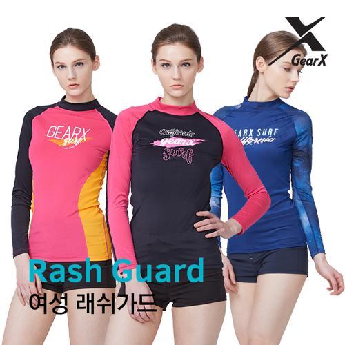 [기어엑스]래쉬가드-여자 여성 수영복