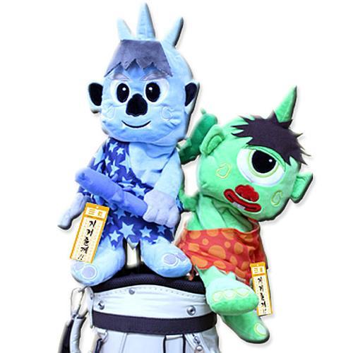 X스파이더스 도깨비 드라이버헤드커버