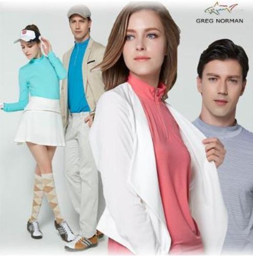 그렉노먼 홈쇼핑히트 남여 냉감티셔츠 이너 골프웨어