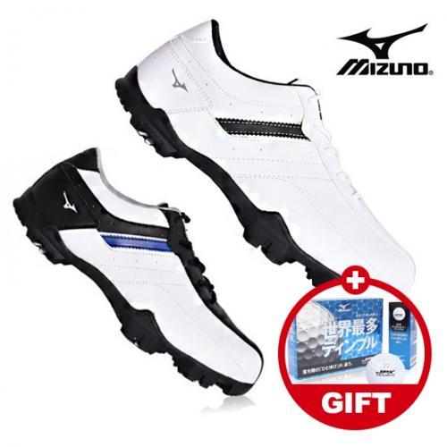 미즈노 T-ZOID 골프화 51GQ1680 + 미즈노 넥스드라이브 골프공 1더즌 증정(신발가방포함)