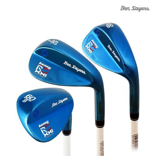 2019 名品1위 벤세이어스 BENNY RS21 여성용 고성능 초경량 블루 웨지/쉽고편한 스핀밀드 웨지