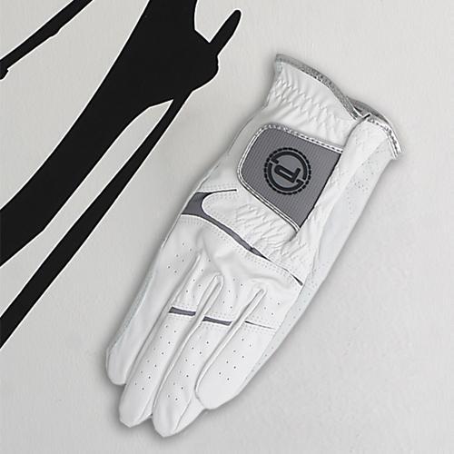 [프로스핀 정품 10장 묶음] PROSPIN 베르텍스(국내원단) 천연 반양피 골프장갑 남성용