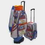 둘리나캣 정품/ 둘리나캣 DNC-CB0704 휠 골프 백세트