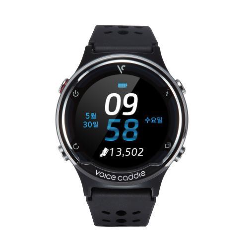 보이스캐디 T5 블랙 시계형 골프거리측정기