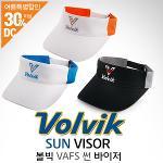 볼빅 VAFS 남여공용 프리사이즈 바이저 썬캡 골프모자