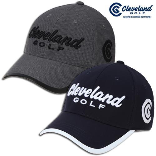 [클리브랜드골프] 배색포인트 E-BAND 플랙시블 골프모자/골프용품/골프캡_CGKMCP286