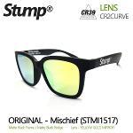 미러 선글라스 Mischief (STMI1517) - Yellow Gold Mirror 한정 수량 기획제품