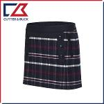 커터앤벅 여성 스판소재 체크 패턴포인트 큐롯 치마/스커트 - SL-11-164-205-22