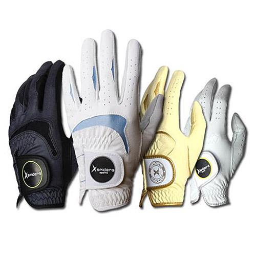 [X스파이더스] 남성/여성 골프장갑 [왼손/오른손/양손]