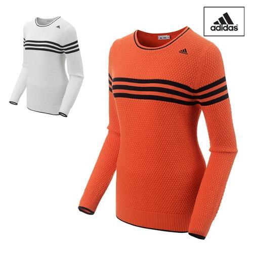 아디다스 FW 재팬 리미티드 에디션 여성 긴팔 스웨터 N68144 N68145 골프웨어 골프의류