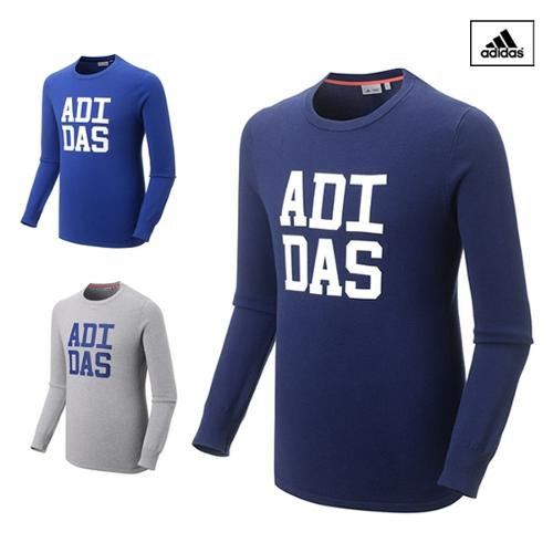 아디다스 풀오버 남성 스웨터 긴팔 티셔츠 BC7055 BC7056 BC7057 골프웨어 ADIDAS LS PULL OVER SWEATER