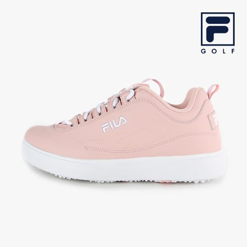 [FILA GOLF] 여성 디스럽터 필드(핑크) 골프화 FG1SHA1083F-PNK_GA