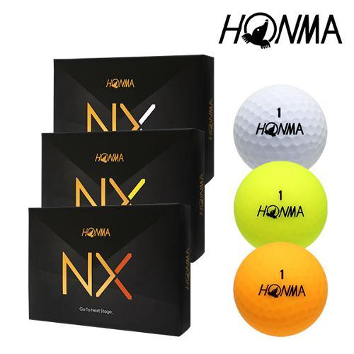 혼마 NX 골프공 [3피스/12알]