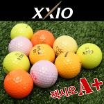 [젝시오] XXIO 3피스 컬러 로스트볼/골프공★A+등급_10알 구성_241361