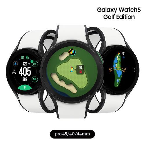 [46미리 사은품 증정] 삼성 갤럭시 워치 골프에디션 GPS 거리측정기(2종택1)
