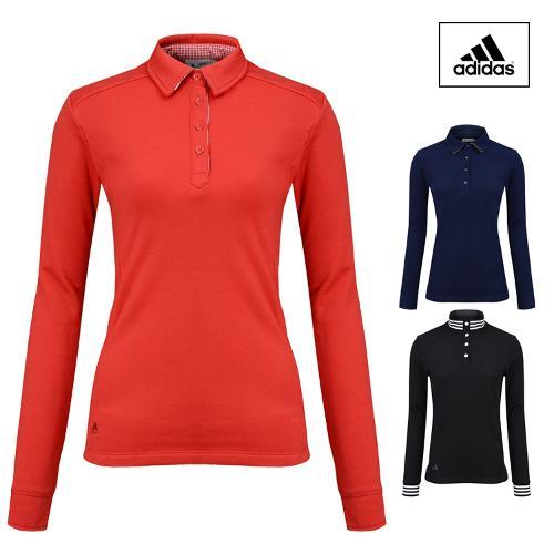 아디다스 FW 여성 긴팔 티셔츠 CJ3803 CJ3804 CJ3805 골프웨어 골프의류 ADIDAS