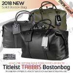 (18 NEW) 타이틀리스트 정품 TA8BBS Solid 솔리드 보스턴백