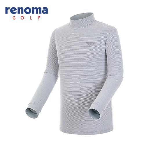 [레노마골프]남성 터치 하이넥 티셔츠 RATS23561-MG