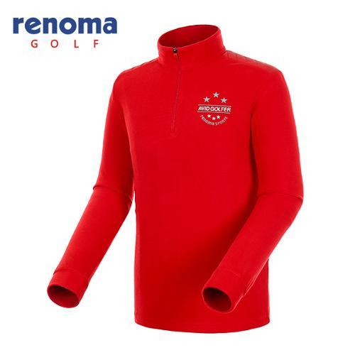 [레노마골프]남성 소프트터치 반집업 티셔츠 RMTHF4112-500