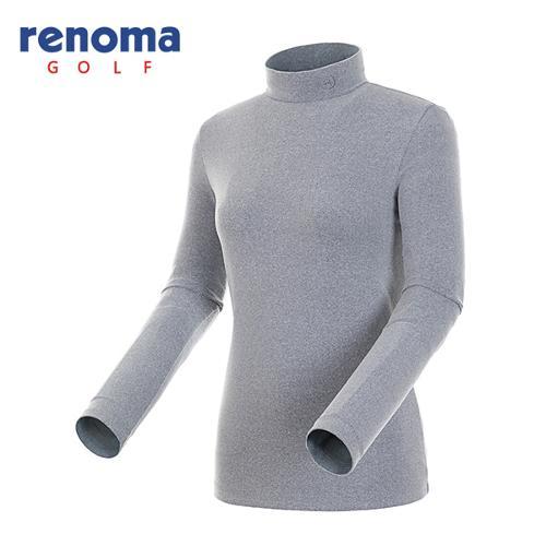 [레노마골프]여성 소프트 터치 솔리드 티셔츠 RATS75561-MG