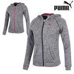 푸마 FW 니트 여성 후드 집업 자켓 923469 골프웨어 골프의류 필드웨어 PUMA