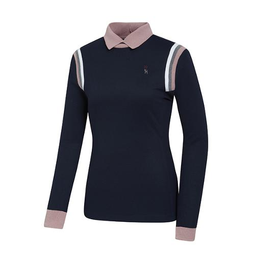 비티알 여성 겨울 카라티셔츠 세라피나(여) BPT4534W