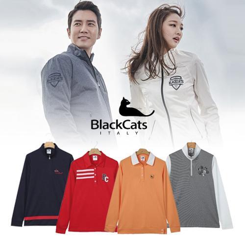 [블랙골프데이][블랙캣츠] 17 SS 신제품 여성 티셔츠 골프웨어 5,900원 4종 택1_GA