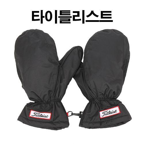 [타이틀리스트] 카트 미트 양손 방한장갑 (TA7WEACM)